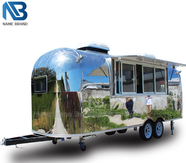 how to build a food trailer out of a airstream
