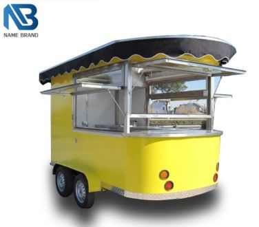 Catering New Design Food Truck